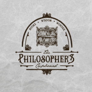 Classic logo - Philospher's Cupboard