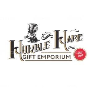 Classic logo - Humble Hare Gift Emporium