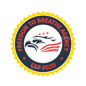 Seal logo - Freedom to Breathe Agency