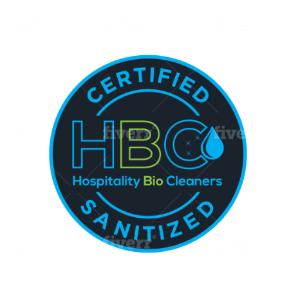 Seal logo - Hospitality Bio cleaners