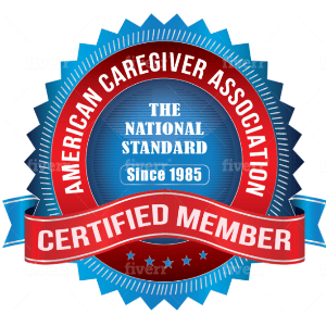 Seal logo - American Caregiver Association