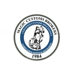 Seal logo - Magic Customs Brokers