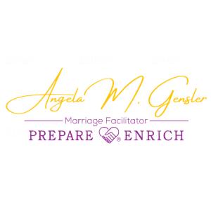 Signature logo - Angela M Gensler