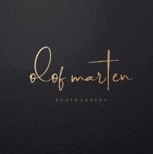 Signature logo - Olof Marten