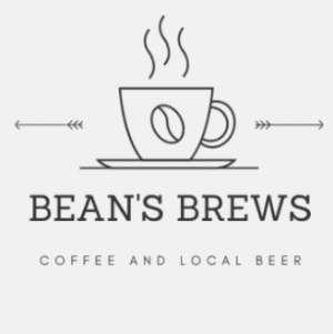 Simple logo - Bean's Brews