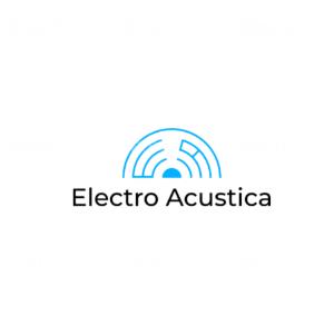 Simple logo - Electro Acustica