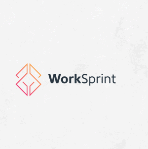 Simple logo - WorkSprint