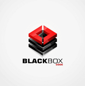 3D logo - Blackbox