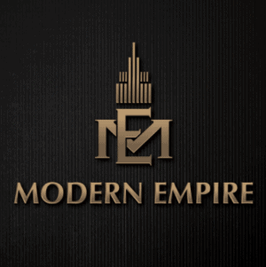 3D logo - Modern Empire