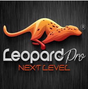 3D logo - Leopard Pro