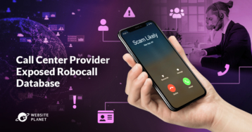 Call Center Provider Exposed Robocall Database