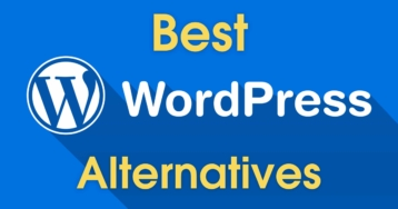 5 Best WordPress Alternatives for Businesses in 2020