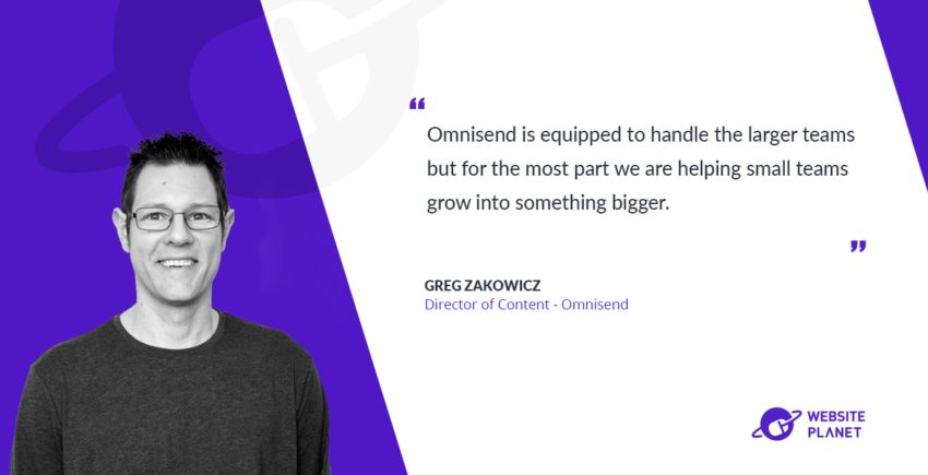 Omnisend - Amazing platform to help e-commerce owners