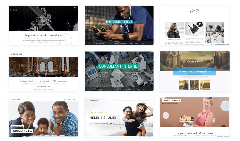 Les 6 meilleurs créateurs de site pas chers [2021]