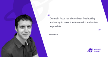 Interview with Ben Frede, the CEO of Helio Networks