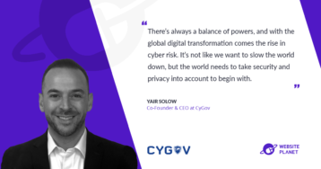 CyGov's Centraleyes Reimagines The Future of Cyber Risk Management