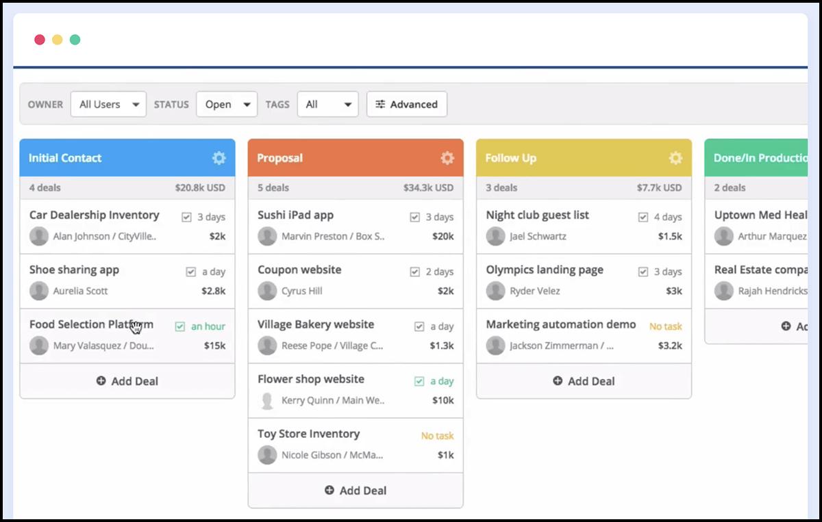 ActiveCampaign Enterprise plan