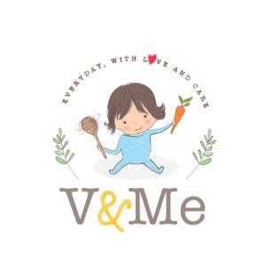 Baby logo - V&Me