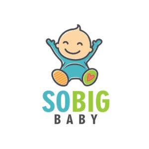 Baby logo - So Big Baby