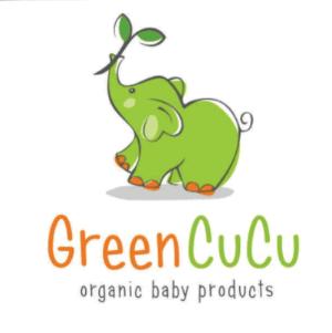 Baby logo - Green CuCu
