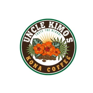 Colorful logo - Uncle Kimo's Kona Coffee