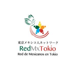 Japanese logo - RedMxTokio