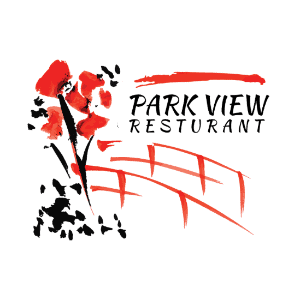 Japanese logo - Park View Restaurant