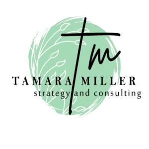 Name logo - Tamara Miller