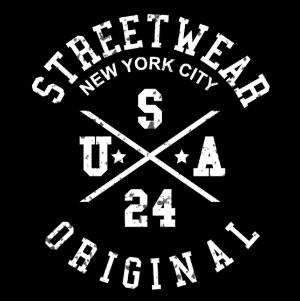 Urban logo - Streetwear Original
