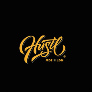 Urban logo - Hustl