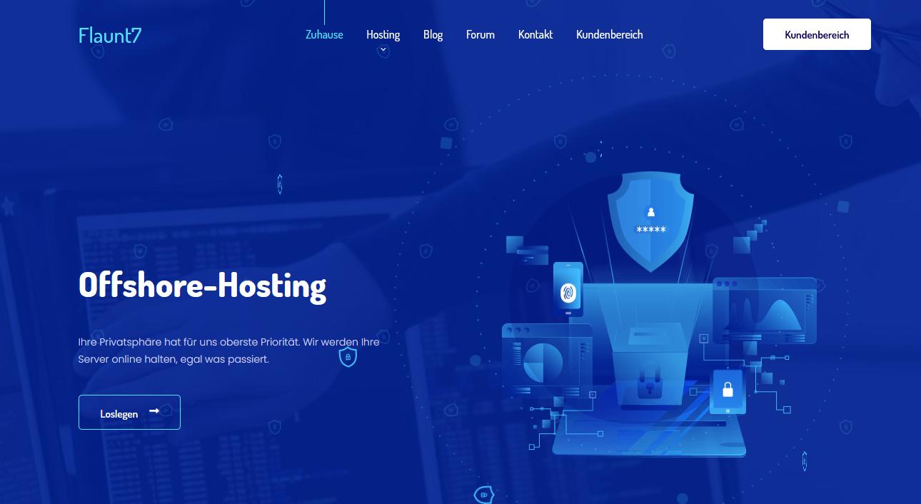 Top 5 DMCA ignorierende Hosting-Dienste für Deine Website 2021