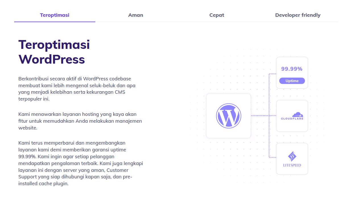 8 Layanan Hosting WordPress Murah namun Bisa Diandalkan Tahun 2021