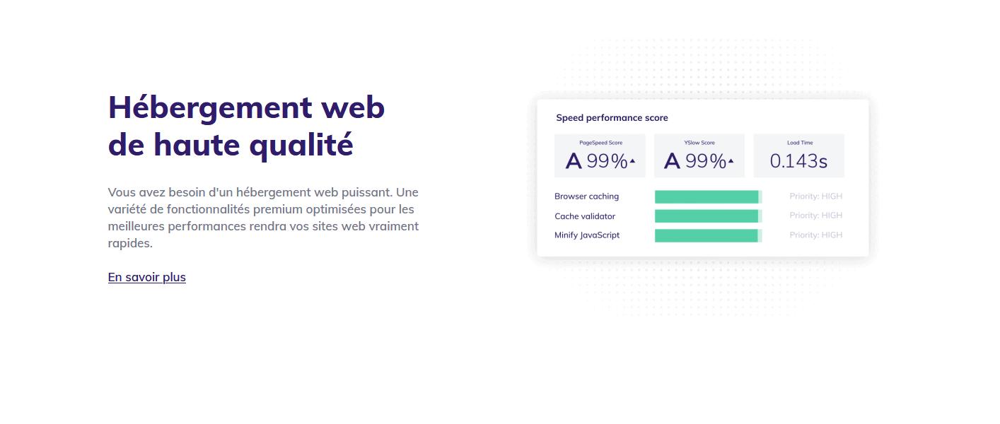 Les 5 meilleurs services d'hébergement Web pas chers (mais de bonne qualité) en 2021