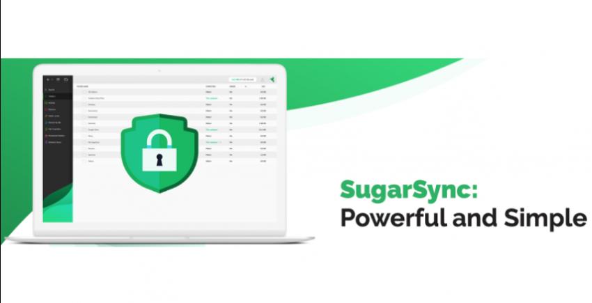 SugarSync cloud backup