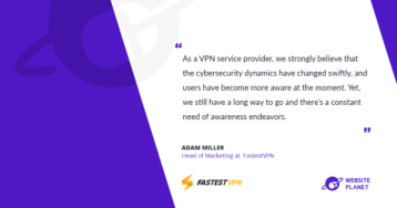 FastestVPN – a great solution that is successfully combining cutting-edge encryption with super-fast servers