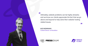 Premium WordPress Hosting with Pressidium