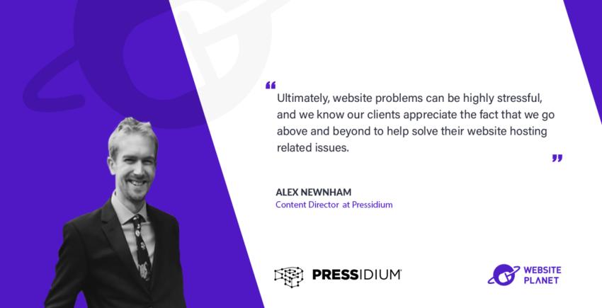 Premium Wordpress Hosting with Pressidium