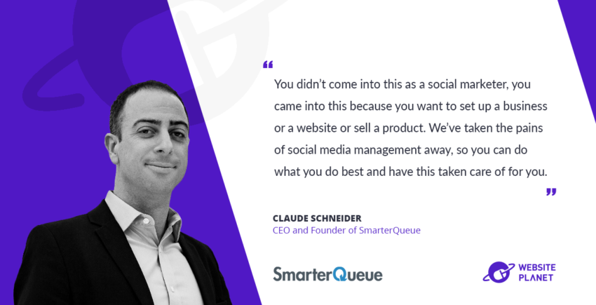 SmarterQueue - Social media automation so you can focus on what you love
