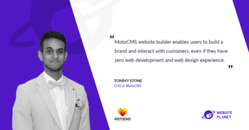 Build a Website In Minutes With MotoCMS