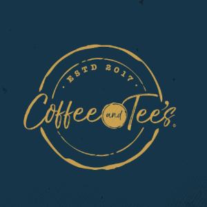 Handwritten logo - Coffee Tees