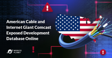 Report: American Cable and Internet Giant Comcast Exposed Development Database Online