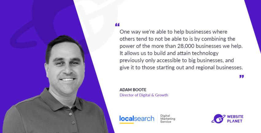 Localsearch - Australia's favorite small-business digital marketing service