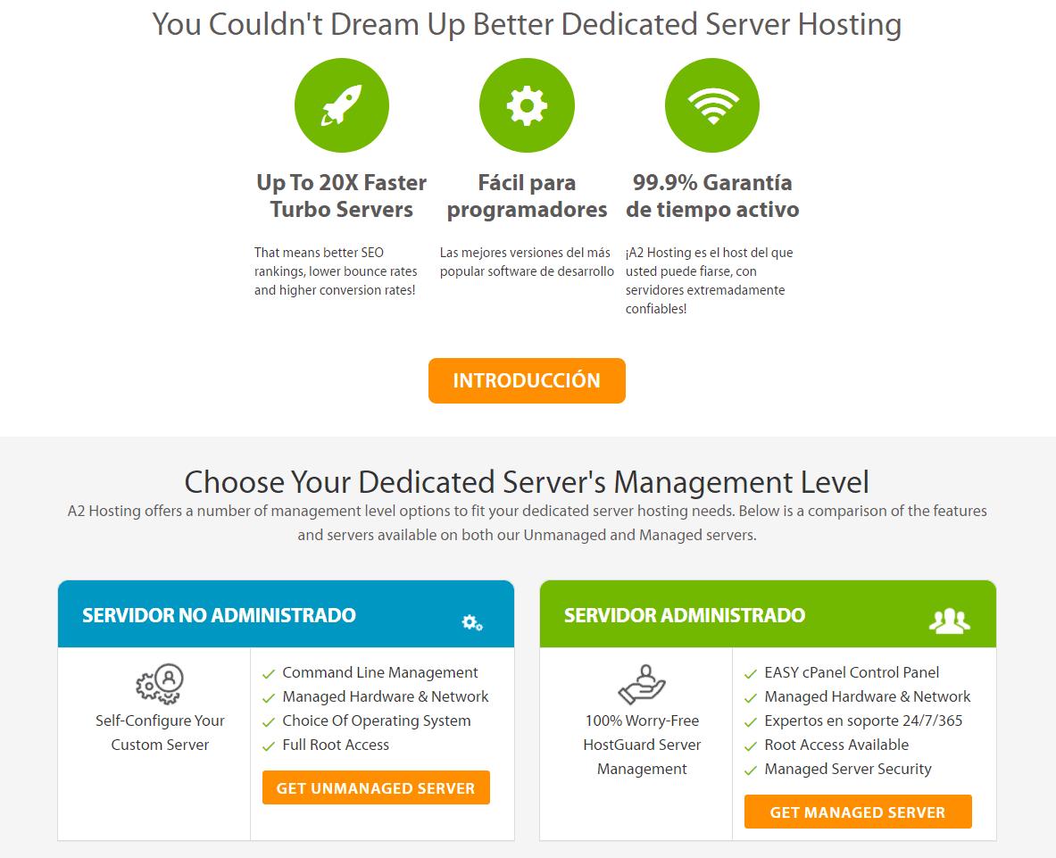 5 melhores provedores de hospedagem de servidor dedicado – atualizado para 2021