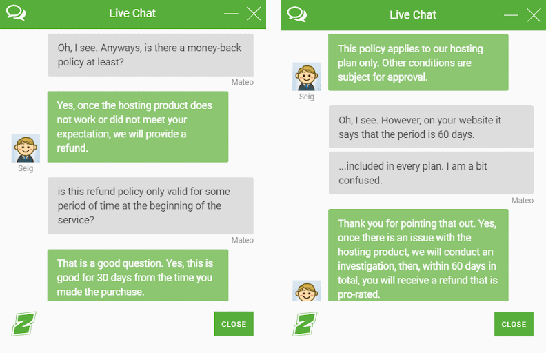 [CrazyDomain] - [suport chat]