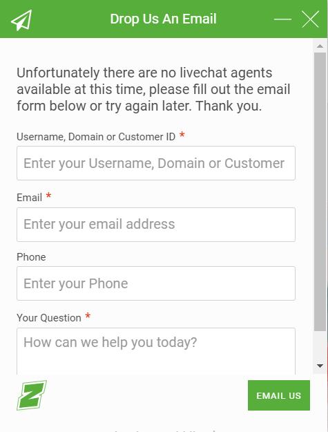 [HostPapa] - [Contact form]