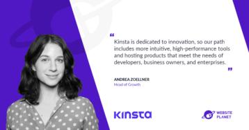 Kinsta – Premium WordPress hosting for everyone, small or large