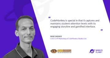 CodeMonkey – Introducing programming games for the next generation