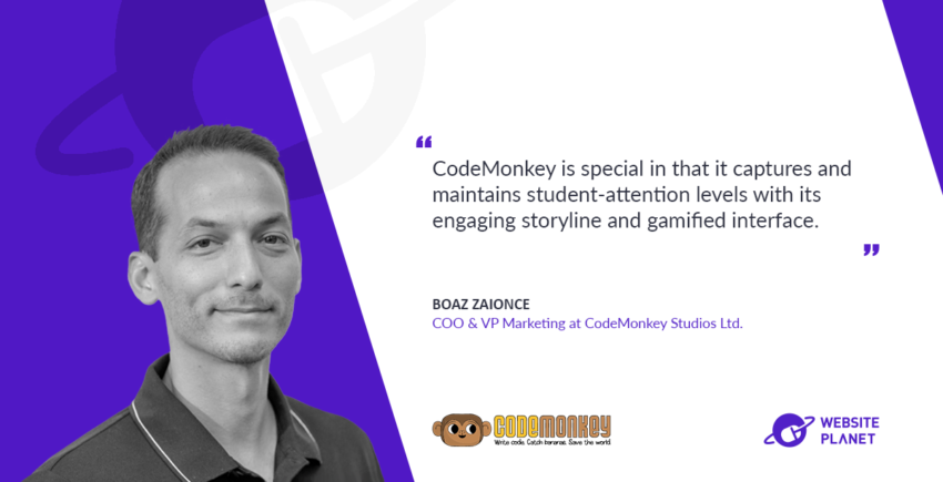 CodeMonkey - Introducing programming games for the next generation