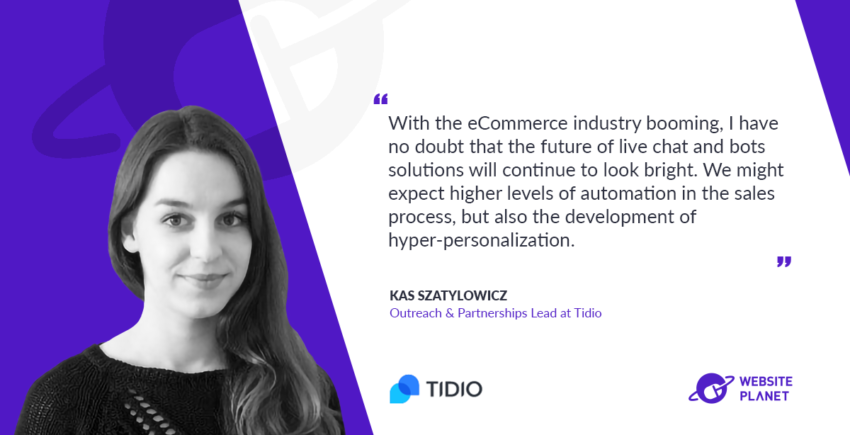 Tidio - The Ultimate Communication Toolbox for Your Online Business