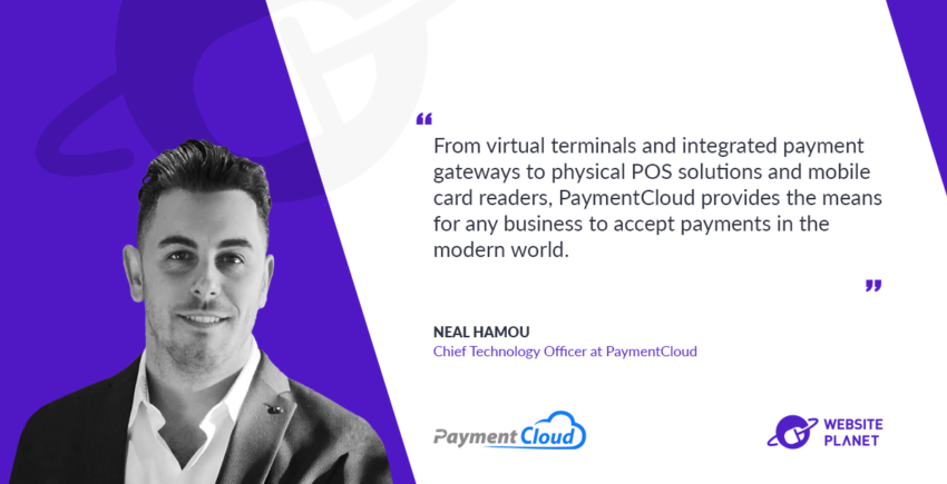 PaymentCLoud - takes the guesswork out of payment processing with solutions that fit your business needs